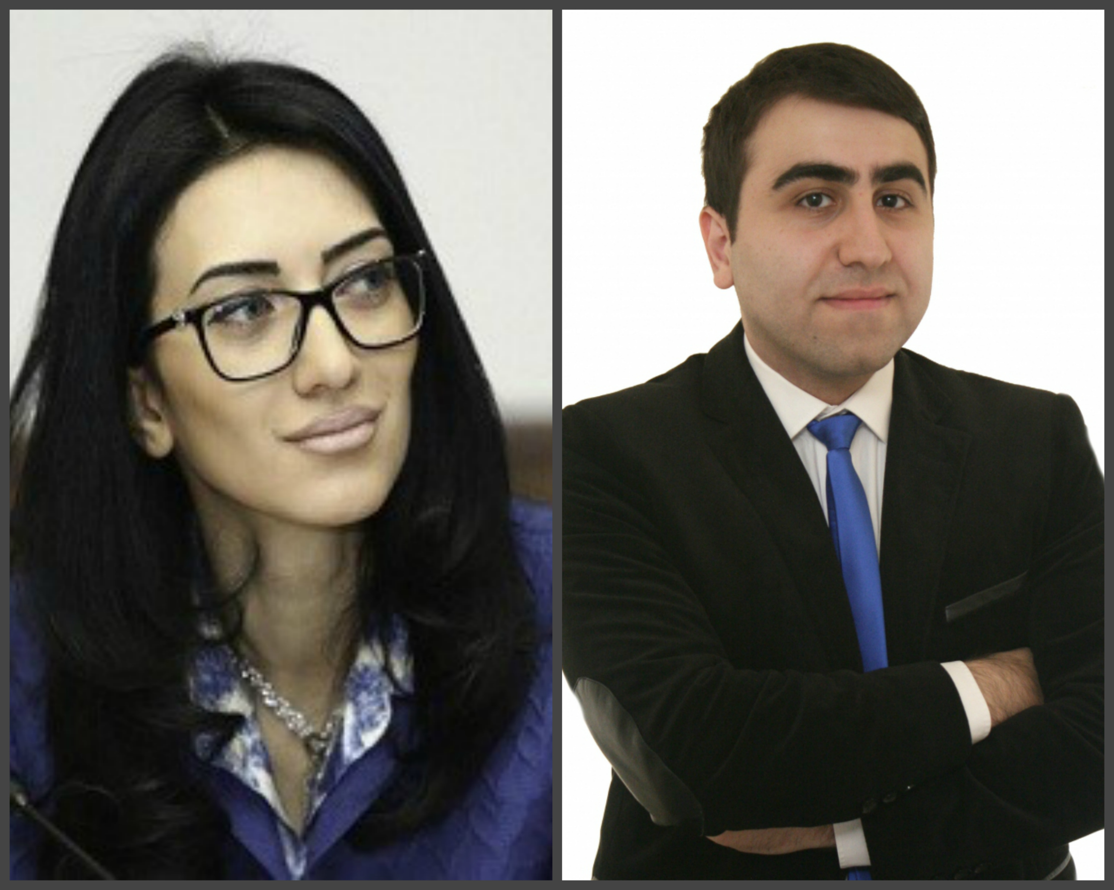 Photo of Արփինե Հովհաննիսյանն ու Վահագն Գրիգորյանը ՀԿ են հիմնադրել. կազմակերպության նպատակը մարդու իրավունքների պաշտպանությունն է