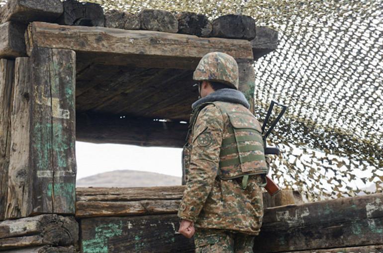Photo of С 20-26 октября на линии соприкосновения с Арцахом в направлении армянских позиций противник произвел около 1500 выстрелов