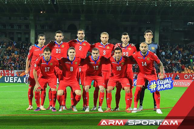 Photo of Արտերկրում հանդես եկող 14 ֆուտբոլիստ հրավիրվել է Հայաստանի հավաքական