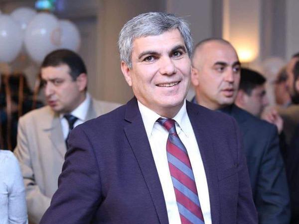 Aram Zaveni Sargsyan