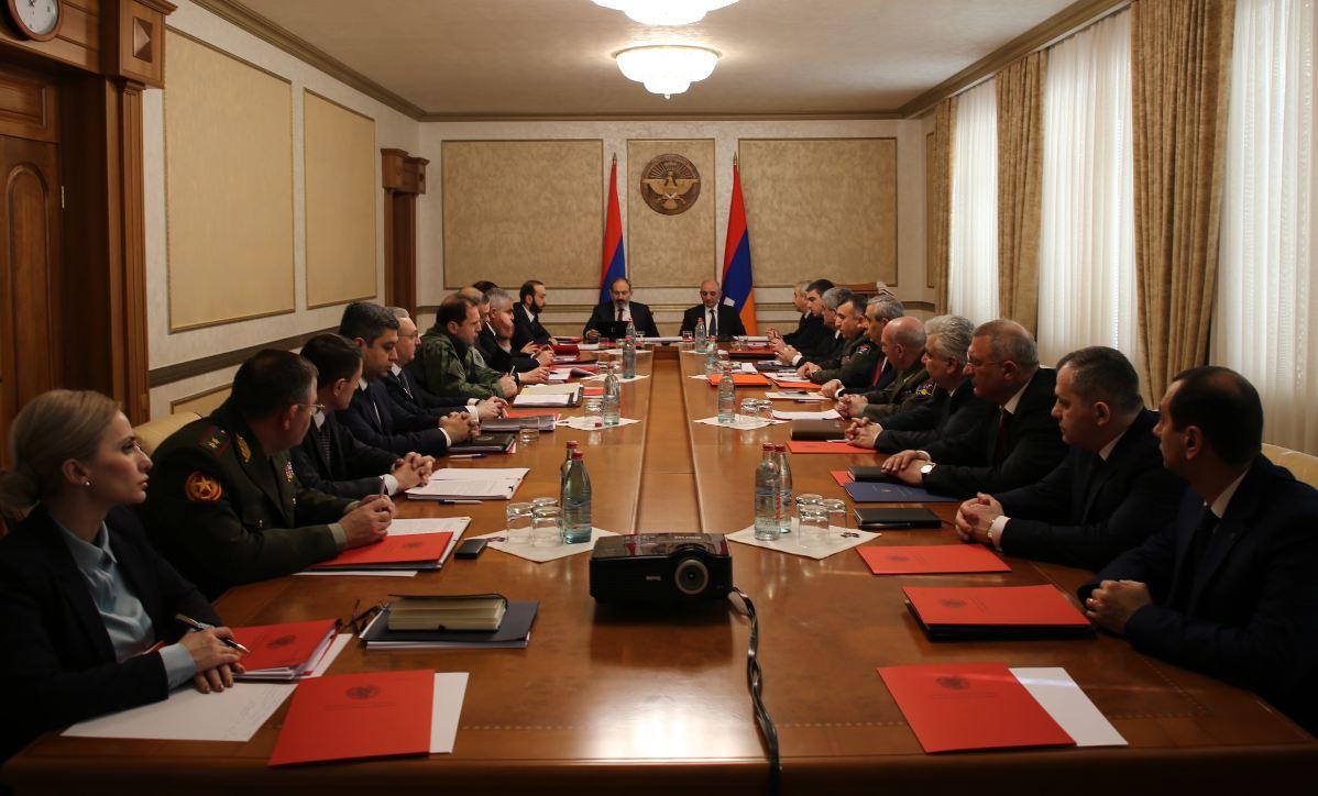 Photo of Բակո Սահակյանը «յուրահատուկ» է համարել Հայաստանի և Արցախի Անվտանգության խորհուրդների համատեղ նիստը