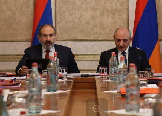 Photo of «Պատրաստ եմ շարունակել երկխոսությունը ոչ միայն Ադրբեջանի նախագահի, այլև Ադրբեջանի ժողովրդի հետ». Նիկոլ Փաշինյան