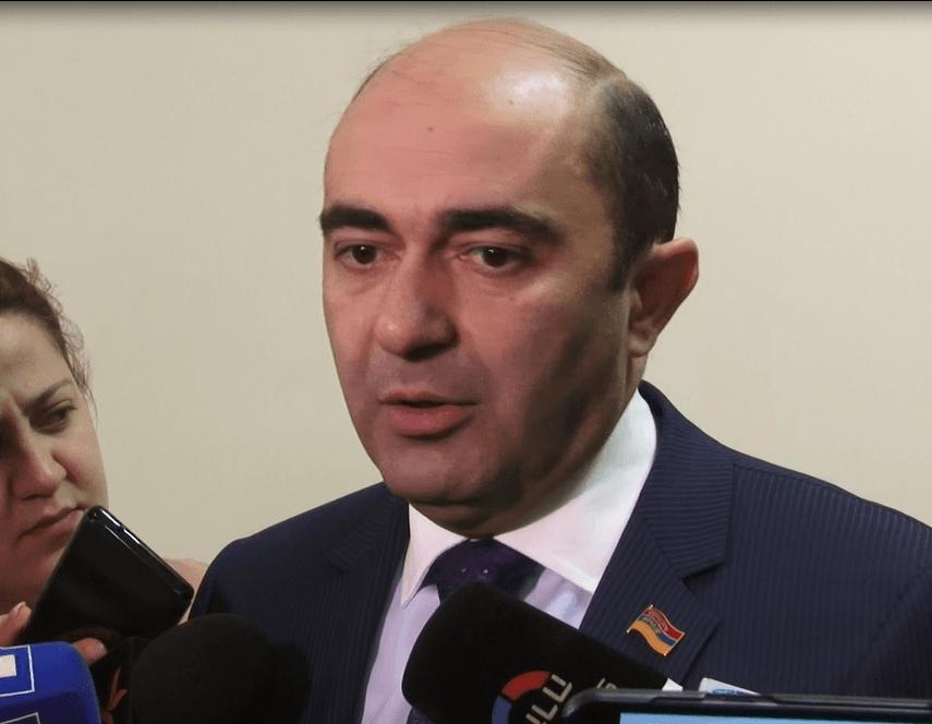 Photo of «Что значит: если лидер СНБ станет министром, он будет опасен, вы что боитесь своих товарищей по команде?», — лидер фракции «Просвещенная Армения» Эдмон Марукян