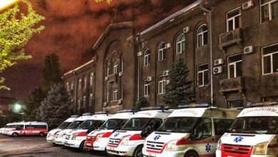 Photo of 12 շտապօգնության մեքենա և 1 ռեանիմոբիլ տրամադրվեցին Քրեակատարողական ծառայությանը