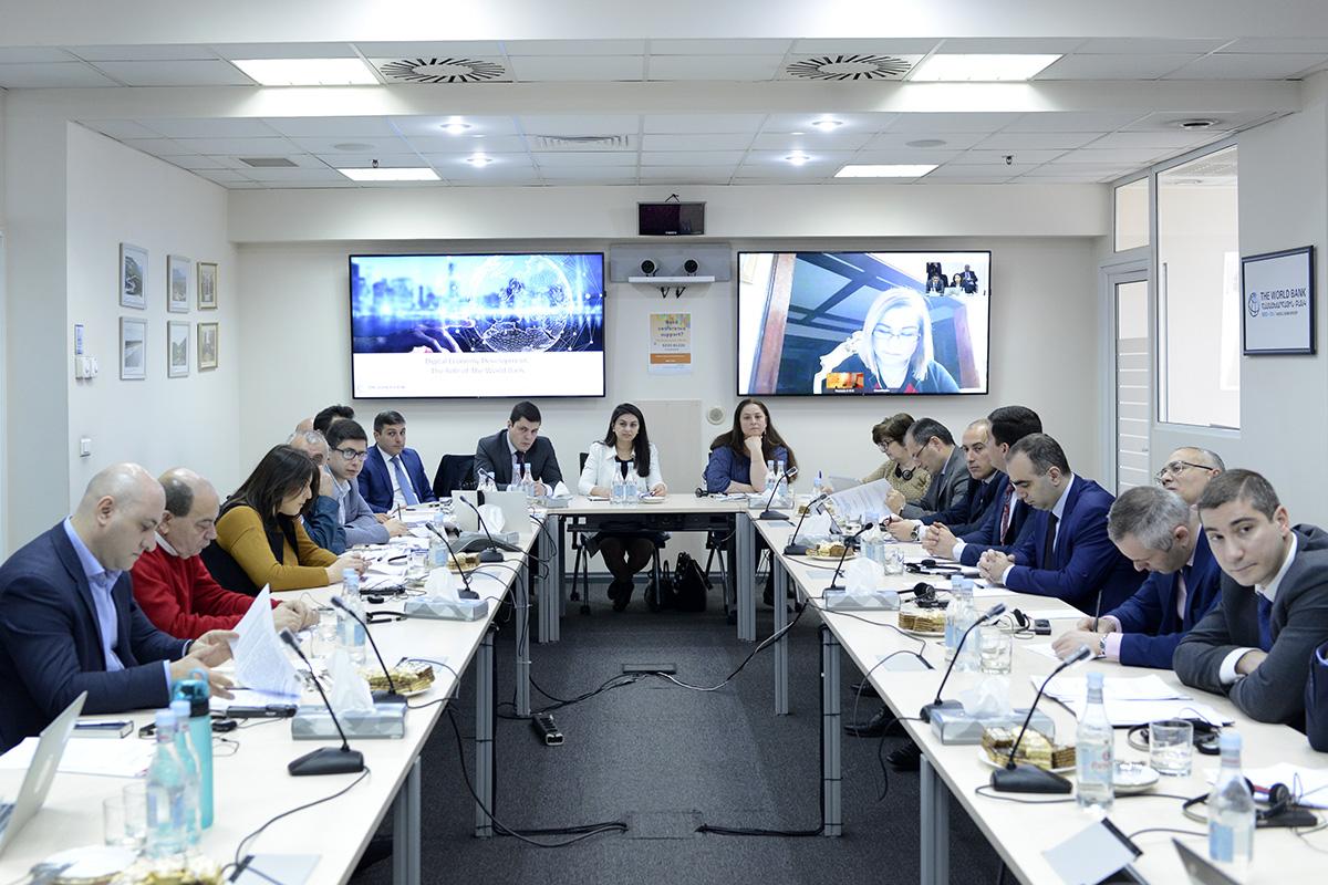 Photo of Մեկնարկում են Հայաստանի թվային օրակարգի մշակման աշխատանքները