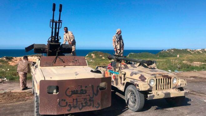 Photo of Ливия: число погибших выросло до 32, призывы ООН проигнорировали