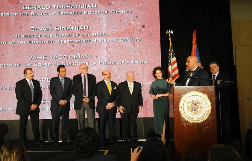 Photo of Աննա Հակոբյանը ներկա է գտնվել Լոս Անջելեսում ՀՀ գլխավոր հյուպատոսության հիմնադրման 25-ամյակին