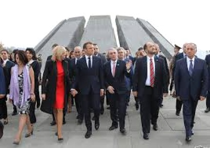 Photo of Эммамуэль Макрон подписал указ о провозглашении 24 апреля во Франции национальным днем памяти жертв Геноцида армян