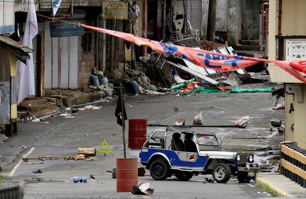 Photo of Лидера ИГубили наФилиппинах