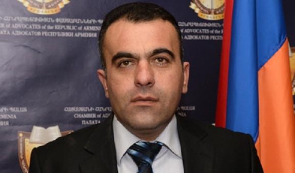 Photo of Арестован адвокат Ваагн Даниелян