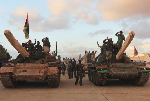 Photo of Проправительственные силы Ливии объявили о контрнаступлении против армии Хафтара
