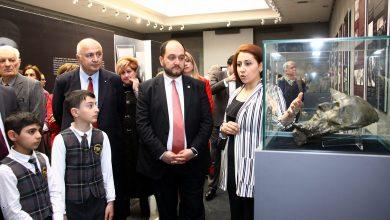 Photo of Открылась выставка под названием «150-летние свидетели Геноцида армян: вардапет Комитас Ованес Туманян»