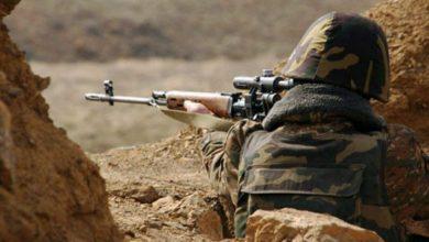 Photo of МО РА о стрельбе из Азербайджана по направлению села Баганис