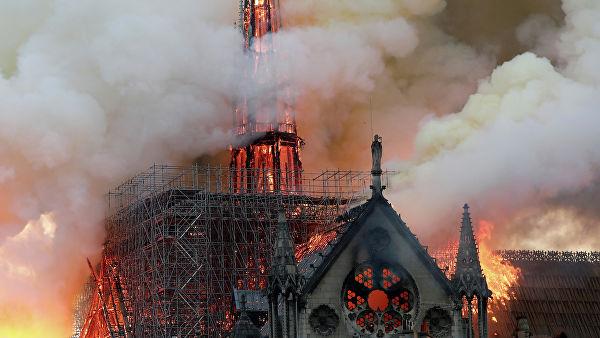 Photo of Կա մտավախություն, որ Փարիզի Աստվածամոր տաճարը չի հաջողվի փրկել