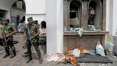 Photo of На Шри-Ланке в связи с серией терактов задержали восемь человек