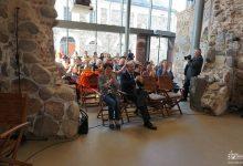 Photo of Мероприятие, посвященное 150-летию Комитаса в Литве