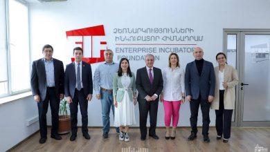 Photo of ԱԳ նախարար Զոհրաբ Մնացականյանի այցը «Ինժեներական քաղաք»