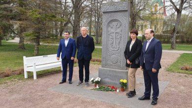 Photo of Была отдана дань памяти эстонскому миссионеру Анне Хедвиг Бюль, посвятившей жизнь спасшимся от Геноцида армянским сиротам и вдовам