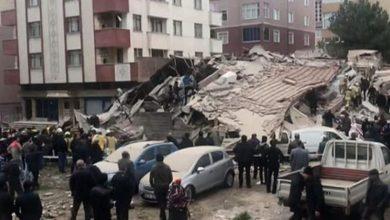 Photo of Жилой домобрушился вСтамбуле