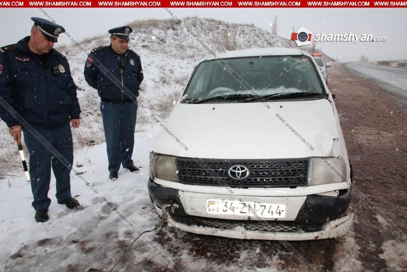 Photo of Կոտայքի մարզում տաքսին կողաշրջվել է. վարորդին և 3 ուղևորներին օգնության են հասել քաղաքացիները. Shamshyan.com