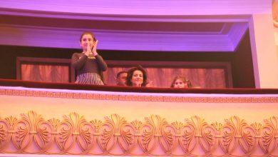 Photo of Աննա Հակոբյանը ներկա է գտնվել «Երևանյան հեռանկարներ» 20-րդ հոբելյանական փառատոնի բացման արարողությանը