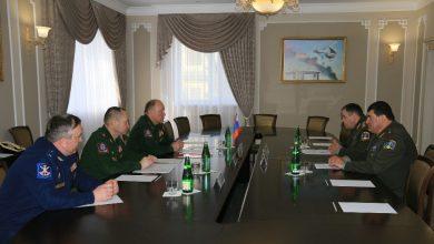 Photo of ՀՀ զինված ուժերի գլխավոր շտաբի պետը հանդիպել է ՌԴ Հարավային ռազմական շրջանի հրամանատարի հետ