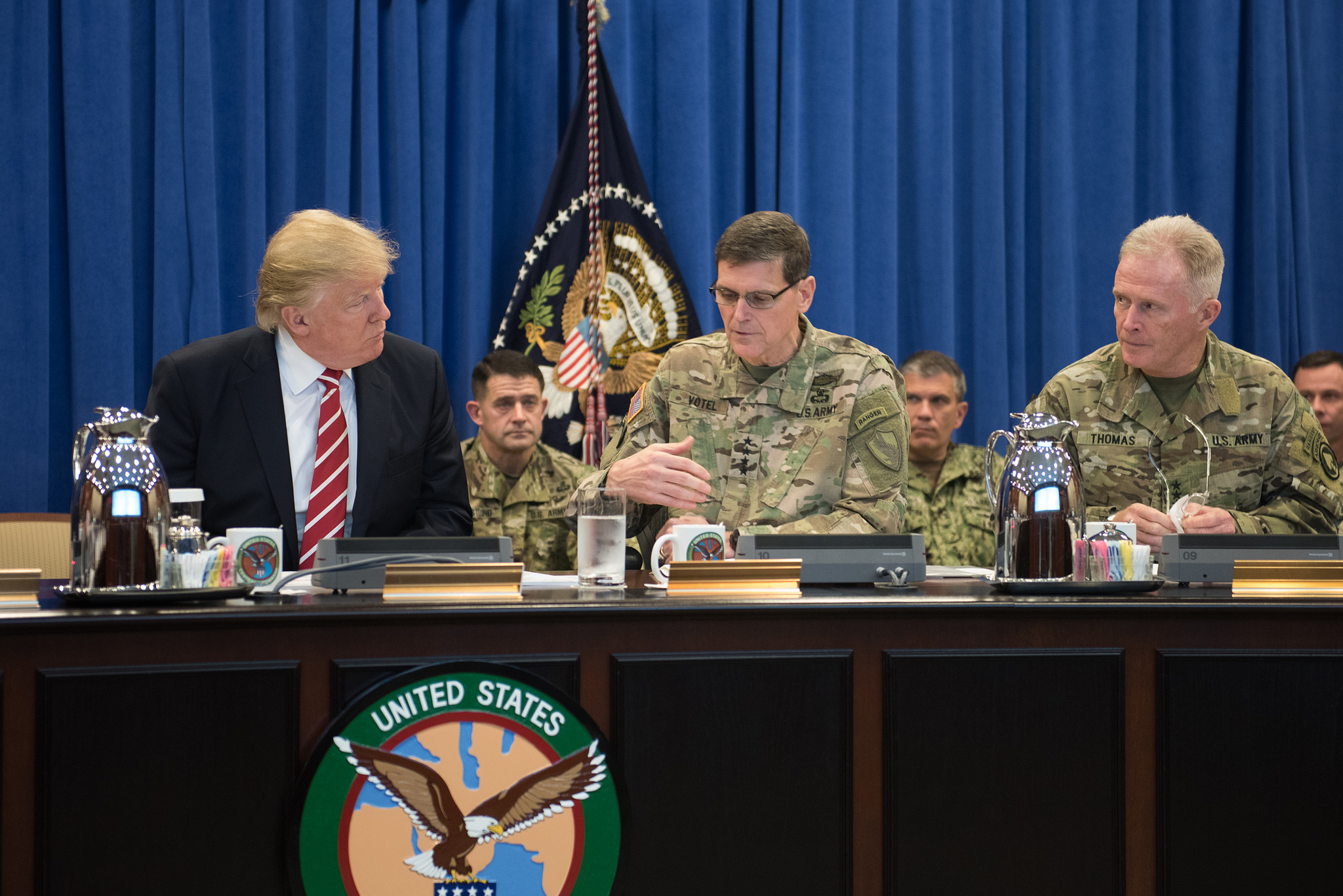 Photo of Իրանն ահաբեկչական կազմակերպություն է ճանաչել ԱՄՆ-ի ԶՈւ կենտրոնական հրամանատարությանը