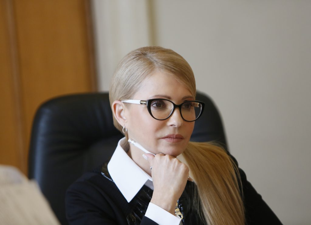 Photo of Тимошенко уверена впобеде Зеленского навыборах