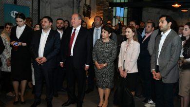 Photo of «Ստեղծագործելը և արվեստը մարդկային էության ամենակարևոր որակներից են». նախագահ Սարգսյանը` Creative Armenia-ի միջոցառմանը