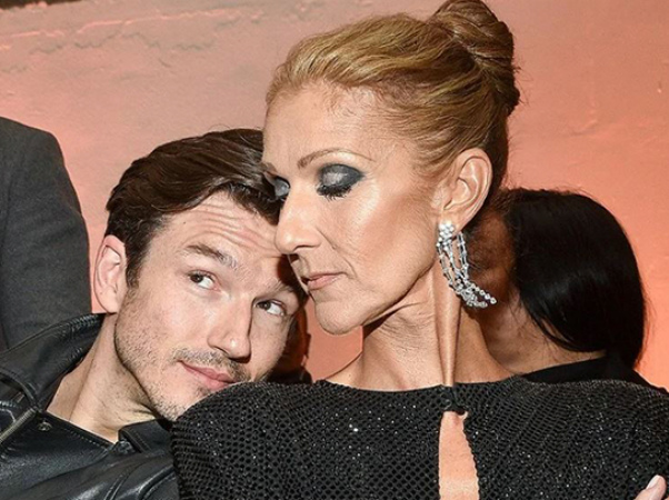 Photo of 50-летняя Селин Дион показала своего молодого и яркого возлюбленного