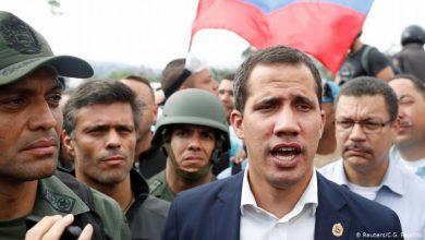 Photo of Эскалация в Венесуэле: автомобиль Нацгвардии въехал в толпу