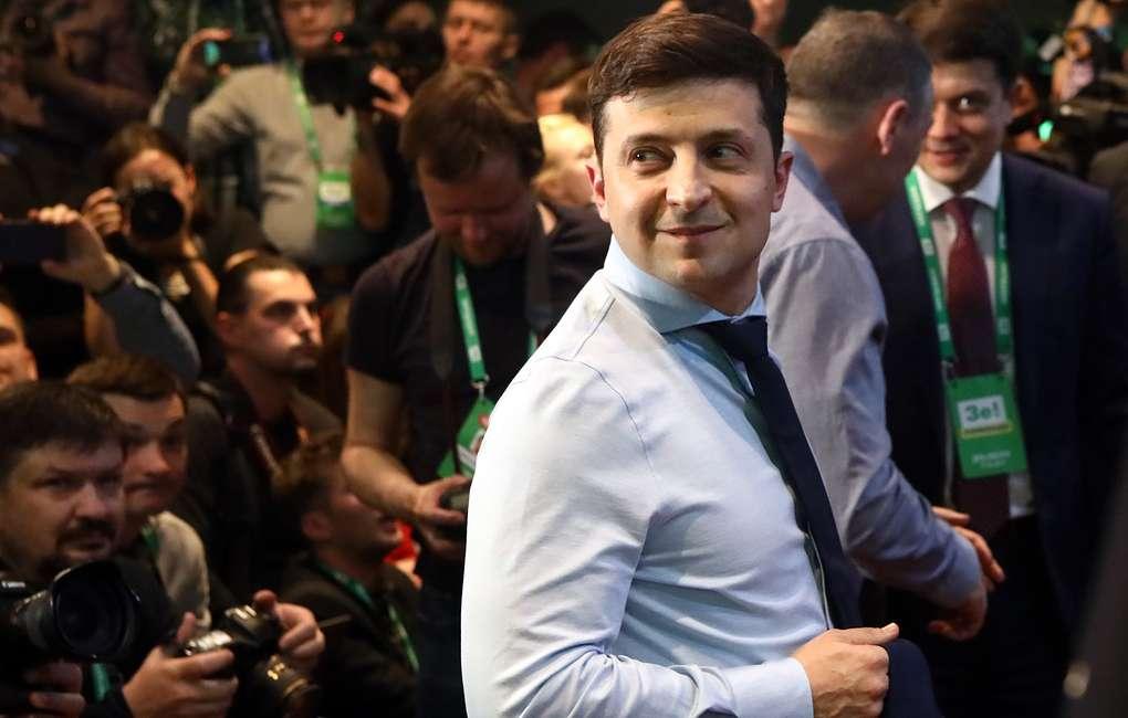 Photo of Ուկրաինա. Զելենսկին առաջ է անցնում մրցակիցներից