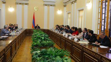 Photo of А.Мирзоян обсудил с международными партнерами возможные программы содействия НС
