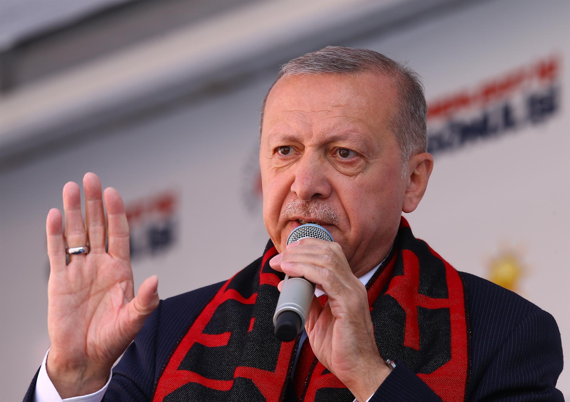 Photo of Էրդողանը հույս ունի, որ Ստամբուլի ՏԻՄ ընտրությունները կչեղարկվեն