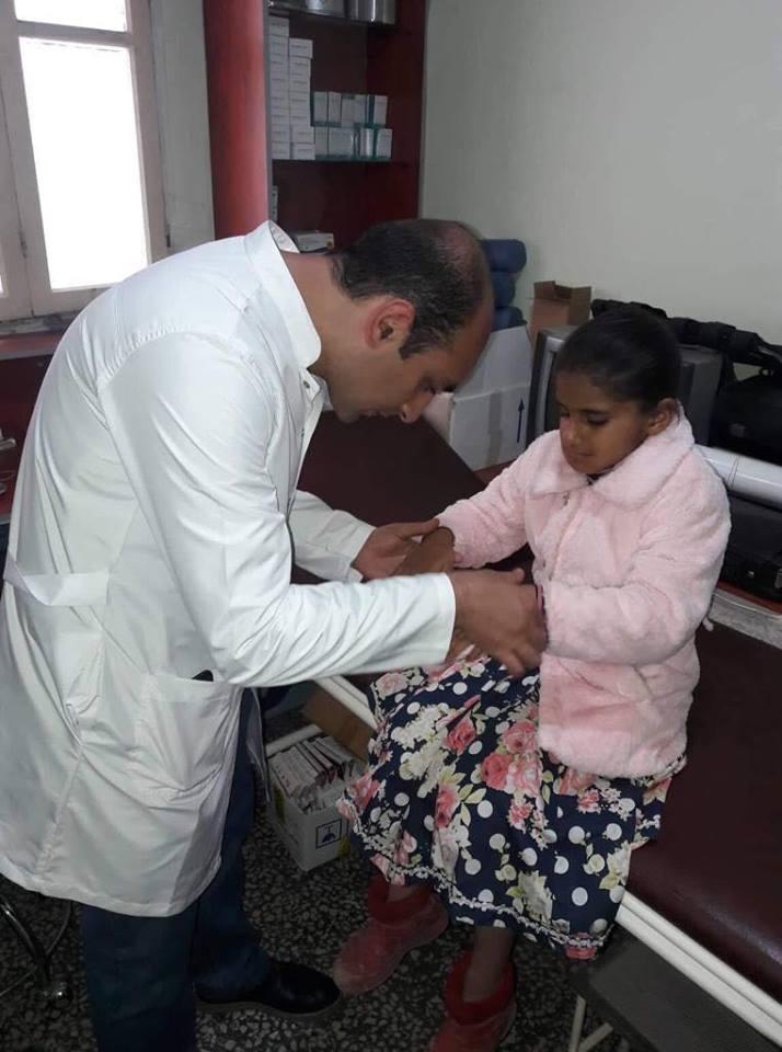 Photo of Սիրիայում հումանիտար առաքելություն իրականացնող հայ բժիշկներին դիմում են նաև տեղաբնակները