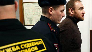 Photo of Суд арестовал недвижимость и счета сенатора Арашукова и его отца