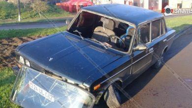 Photo of Վանաձորում հայտնաբերվել է  մեքենա, ներսում՝ արյան հետքեր