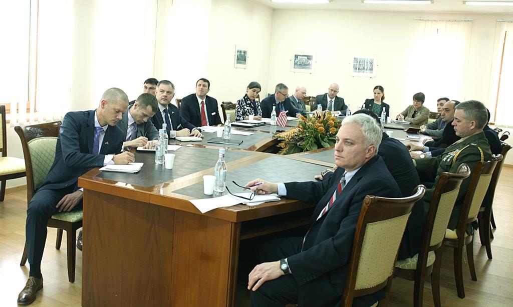 Photo of Հայաստանում են ԱՄՆ Ազգային պաշտպանական համալսարանի պատերազմի քոլեջի ուկնդիրները