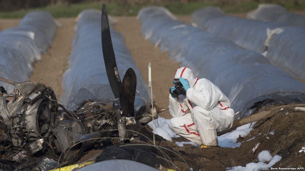 Photo of Авиакатастрофа в Эгельсбахе: на земле погибли ещё два человека