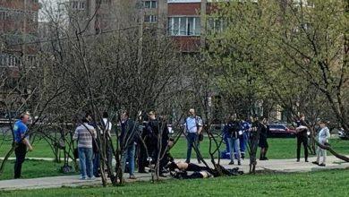 Photo of Մոսկվայում ադրբեջանցին գնդակահարել է հայրենակցին, ապա ինքնասպան եղել