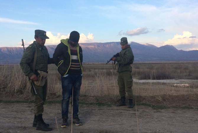 Photo of Российские пограничники задержали гражданина Пакистана, незаконно пересекшего армяно-турецкую границу