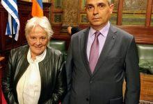 Photo of Արցախի արտգործնախարարը հանդիպել է Ուրուգվայի փոխնախագահ Լուսիա Տոպոլանսկիի հետ