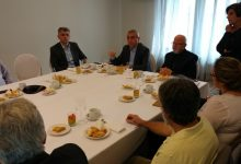 Photo of Встреча с представителями  армянских организаций  в Уругвае