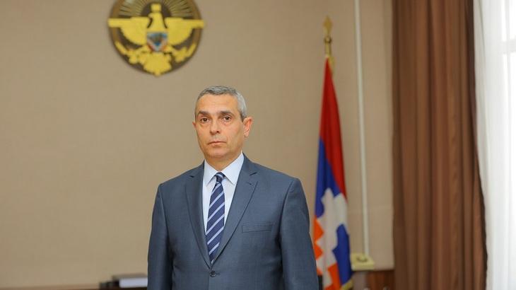 Photo of Արցախի Հանրապետության արտաքին գործերի նախարար Մասիս Մայիլյանի հարցազրույցը «Ազատ Արցախ» հանրապետական թերթին