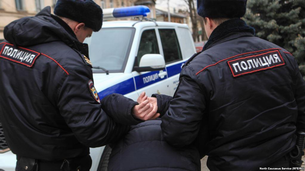 Photo of В Санкт-Петербурге задержаны активисты движения «Весна»