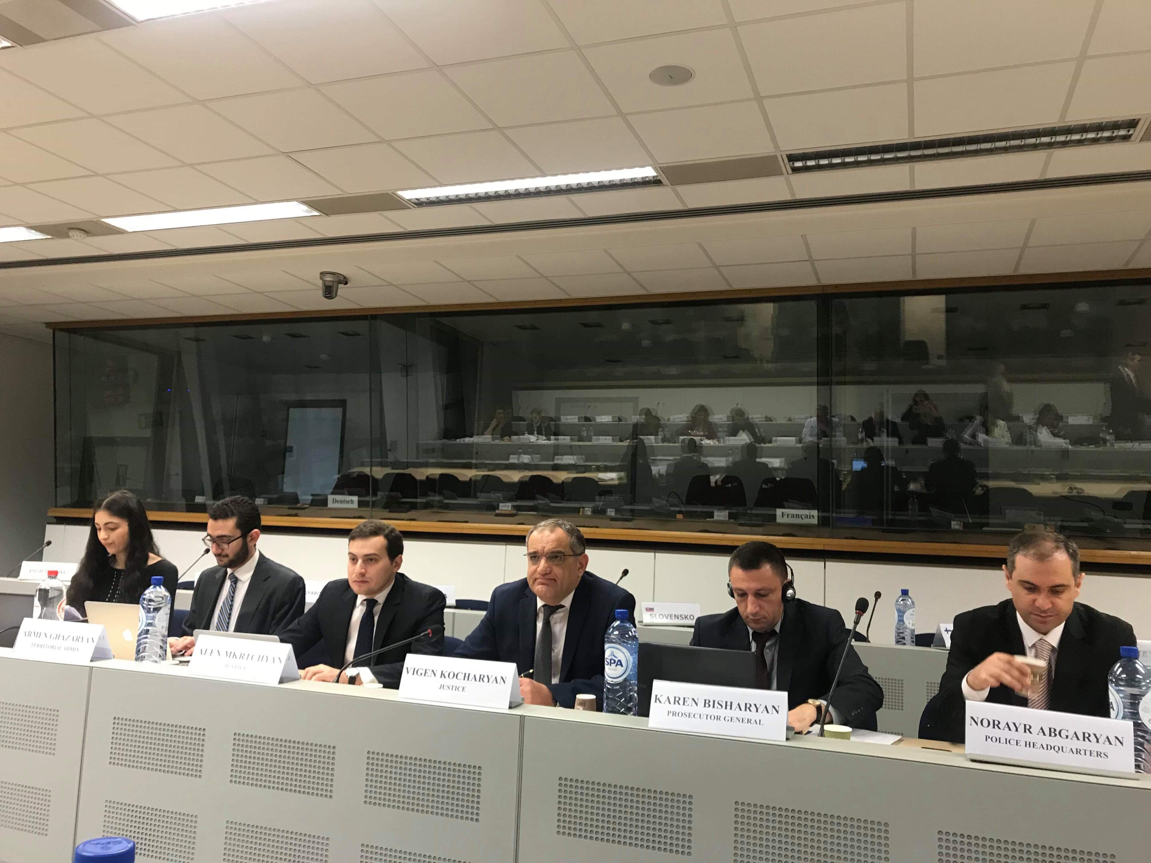 Photo of Բրյուսելում կայացել է ՀՀ-ԵՄ ենթակոմիտեի հերթական նիստը