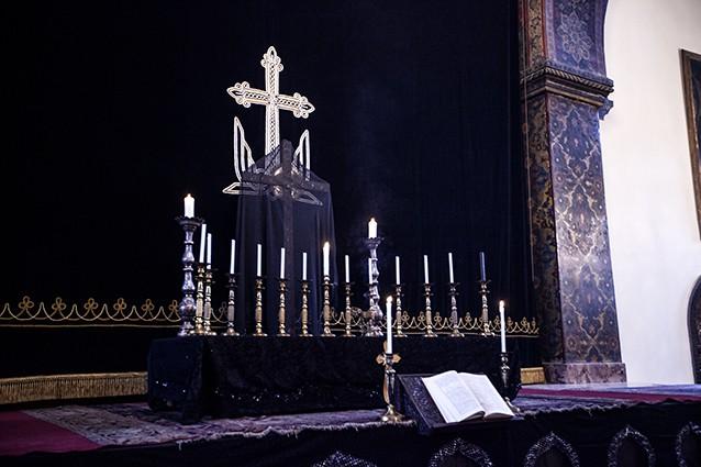 Photo of Մայր Աթոռ Սուրբ Էջմիածնում Ավագ շաբաթվա արարողությունների ժամանակացույց