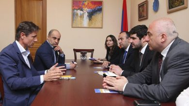 Photo of Քննարկվել են ԵՄ-ի հետ Հայաստանի քաղաքացիների համար վիզաների ազատականացմանն առնչվող հարցեր