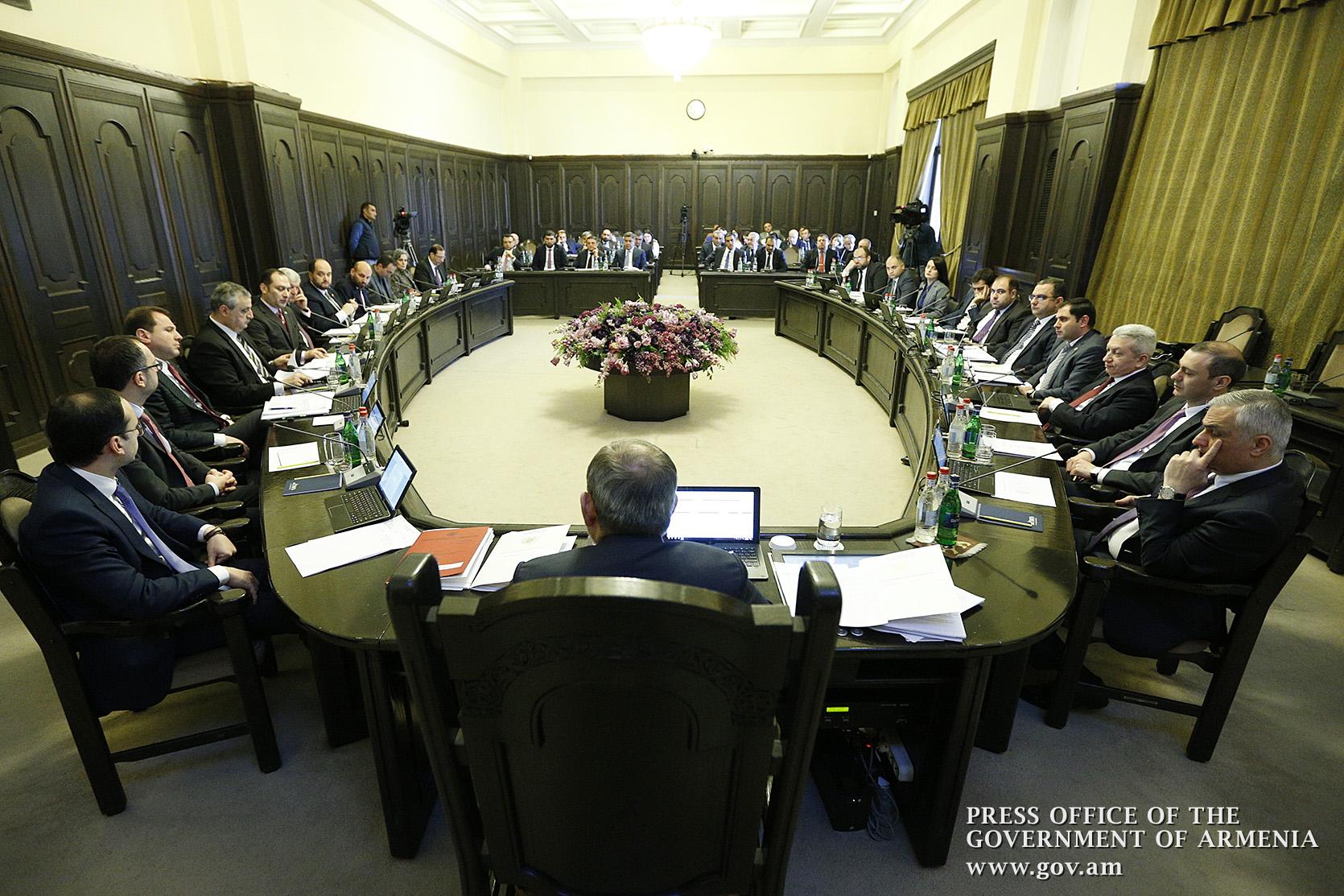 Photo of Կառավարությունը կստեղծի Հայաստանի պետական հետաքրքրությունների ֆոնդ՝ տնտեսության զարգացմանն աջակցելու նպատակով