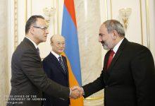Photo of Վարչապետն ընդունել է Ատոմային էներգետիկայի միջազգային գործակալության գլխավոր տնօրենին
